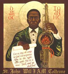 St. John Will.I.AM Coltrane